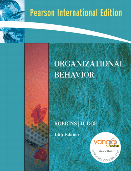Organizational-behavior